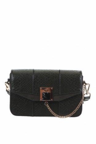 Дамска чанта Topshop, Цвят Зелен, Еко кожа, Цена 25,50лв.