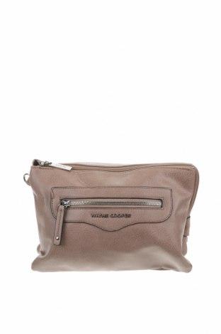Дамска чанта Wayne Cooper, Цвят Бежов, Еко кожа, Цена 34,13лв.
