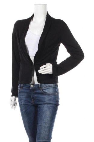 Дамска жилетка Body Flirt, Размер M, Цвят Черен, 87% вискоза, 11% полиестер, 2% еластан, Цена 6,56лв.