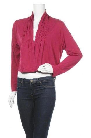 Дамска жилетка Charles Vogele, Размер XL, Цвят Розов, 95% вискоза, 5% еластан, Цена 6,56лв.