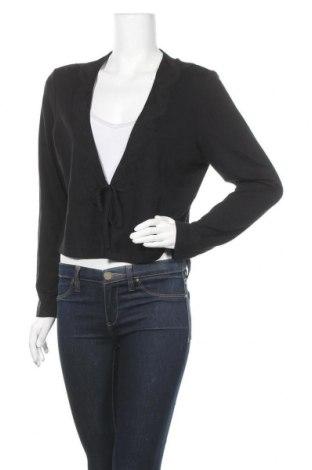 Дамска жилетка Gerry Weber, Размер XL, Цвят Черен, Цена 35,91лв.