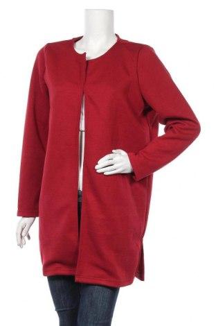 Дамска жилетка Gina Benotti, Размер XL, Цвят Червен, Полиестер, Цена 22,05лв.