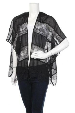 Дамска жилетка Gina Tricot, Размер S, Цвят Черен, Цена 7,09лв.