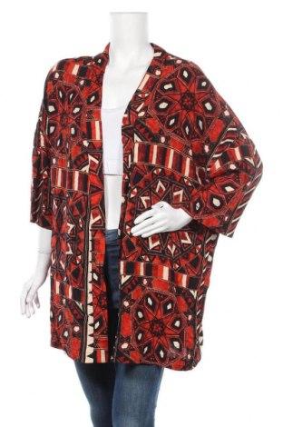 Дамска жилетка H&M, Размер XL, Цвят Многоцветен, Вискоза, Цена 6,83лв.