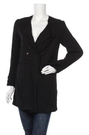 Дамска жилетка H&M Conscious Collection, Размер XS, Цвят Черен, Лиосел, Цена 6,83лв.