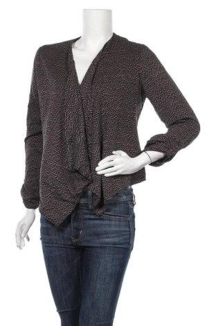 Дамска жилетка Jeanswest, Размер M, Цвят Многоцветен, Вискоза, Цена 6,30лв.