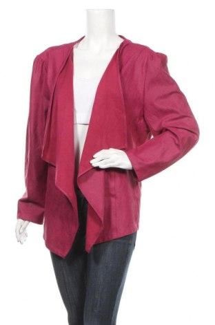 Дамска жилетка Lola Paltinger, Размер XXL, Цвят Розов, 95% полиестер, 5% еластан, Цена 15,49лв.