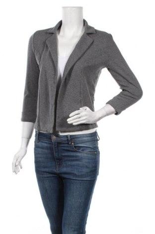 Дамска жилетка Maison jules, Размер S, Цвят Сив, 95% памук, 5% еластан, Цена 6,04лв.