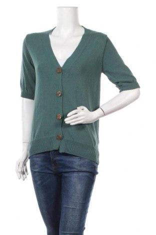 Γυναικεία ζακέτα Massimo Dutti, Μέγεθος S, Χρώμα Πράσινο, 72% βαμβάκι, 28% πολυαμίδη, Τιμή 14,29€