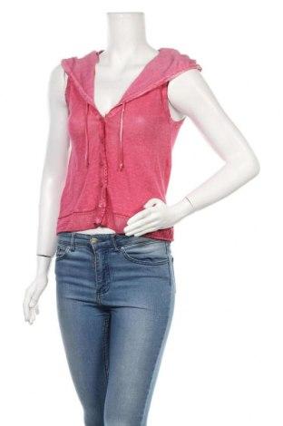 Дамска жилетка Nile, Размер XS, Цвят Розов, Цена 11,81лв.