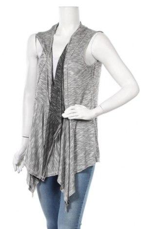 Дамска жилетка Sara Lindholm, Размер XL, Цвят Сив, 75% вискоза, 25% полиестер, Цена 7,09лв.