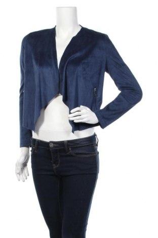 Γυναικεία ζακέτα Tally Weijl, Μέγεθος S, Χρώμα Μπλέ, Τιμή 8,57€