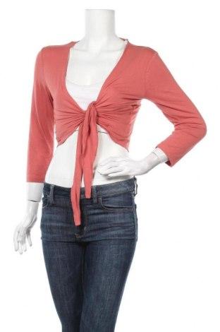 Дамска жилетка Tom Tailor, Размер S, Цвят Червен, Цена 7,09лв.