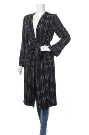 Дамска жилетка Zara, Размер L, Цвят Черен, 96% полиестер, 4% еластан, Цена 16,38лв.