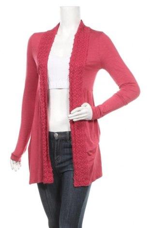Дамска жилетка Zero, Размер S, Цвят Розов, 95% вискоза, 5% еластан, Цена 13,97лв.