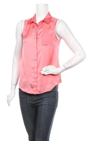 Дамска риза H&M, Размер S, Цвят Розов, Цена 5,48лв.