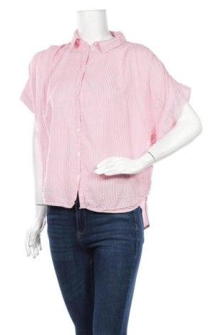 Дамска риза H&M L.O.G.G., Размер M, Цвят Розов, Модал, Цена 14,18лв.