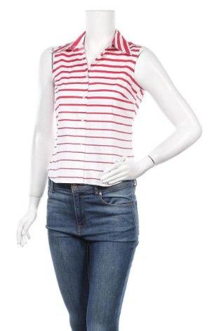 Дамска риза Hennes, Размер S, Цвят Бял, 96% памук, 4% еластан, Цена 15,17лв.