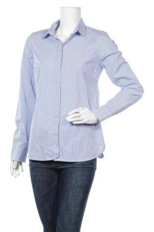 Дамска риза J.Crew, Размер S, Цвят Син, 95% памук, 5% еластан, Цена 10,24лв.