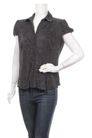 Дамска риза Reitmans, Размер L, Цвят Черен, Цена 4,73лв.