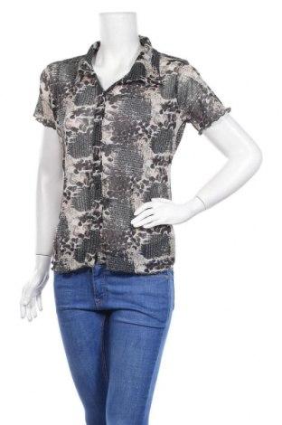Дамска риза X-Mail, Размер L, Цвят Многоцветен, Полиестер, Цена 4,99лв.