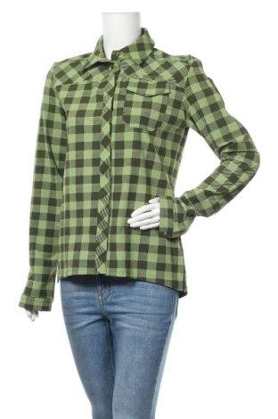 Дамска риза Ziener, Размер M, Цвят Зелен, 88% полиамид, 12% еластан, Цена 14,75лв.