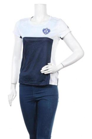 Дамска спортна блуза Adidas, Размер M, Цвят Син, Полиестер, Цена 6,56лв.