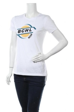 Дамска тениска Zorrel, Размер S, Цвят Бял, Полиестер, Цена 8,40лв.
