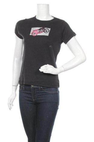 Дамска тениска Arizona Jean Co, Размер L, Цвят Черен, Памук, Цена 16,80лв.