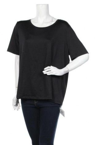 Γυναικείο t-shirt Crivit, Μέγεθος XL, Χρώμα Μαύρο, 90% πολυεστέρας, 10% ελαστάνη, Τιμή 4,55€