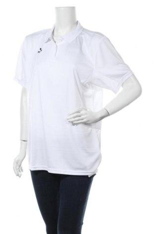 Дамска тениска Erima, Размер XL, Цвят Бял, Полиестер, Цена 12,54лв.