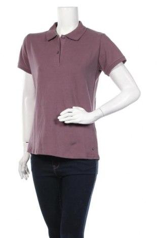 Дамска тениска G.I.G.A. Dx by Killtec, Размер M, Цвят Лилав, 95% памук, 5% еластан, Цена 20,67лв.