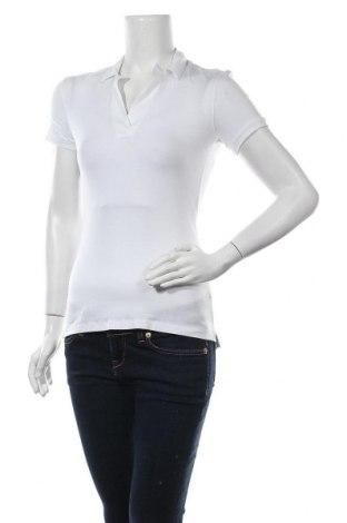 Дамска тениска J.Lindeberg, Размер XS, Цвят Бял, 94% тенсел, 6% еластан, Цена 23,60лв.