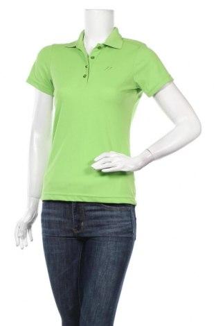 Дамска тениска Maier Sports, Размер XS, Цвят Зелен, Полиестер, Цена 11,80лв.