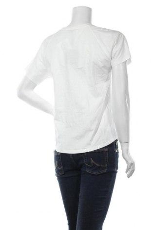 Дамска тениска Massimo Dutti, Размер XS, Цвят Бял, Памук, Цена 20,65лв.