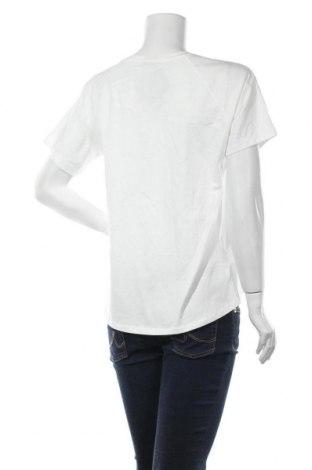 Дамска тениска Massimo Dutti, Размер S, Цвят Бял, Цена 18,20лв.