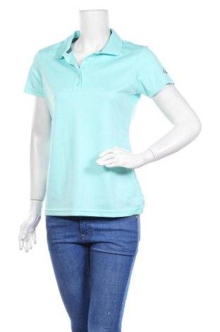 Дамска тениска McKinley, Размер M, Цвят Син, Полиестер, Цена 14,96лв.