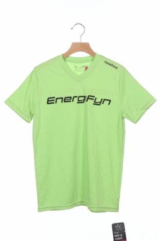 Дамска тениска Newline, Размер XS, Цвят Зелен, Полиестер, Цена 7,61лв.