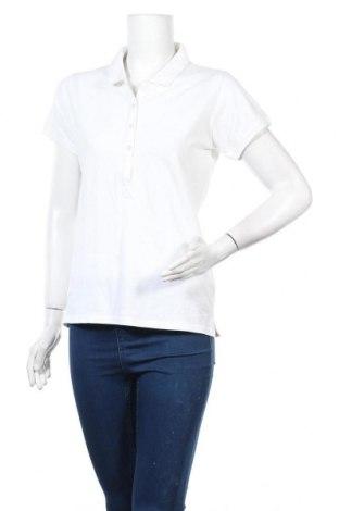 Дамска тениска Signal, Размер S, Цвят Бял, 96% памук, 4% еластан, Цена 11,03лв.