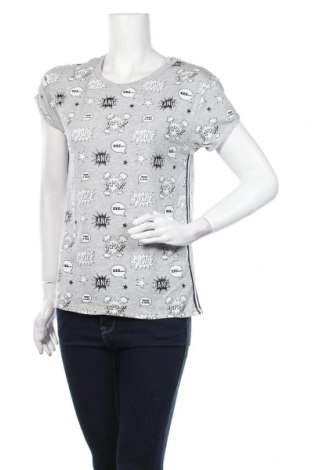 Дамска тениска Tally Weijl, Размер XS, Цвят Многоцветен, 70% полиакрил, 30% вискоза, Цена 8,82лв.