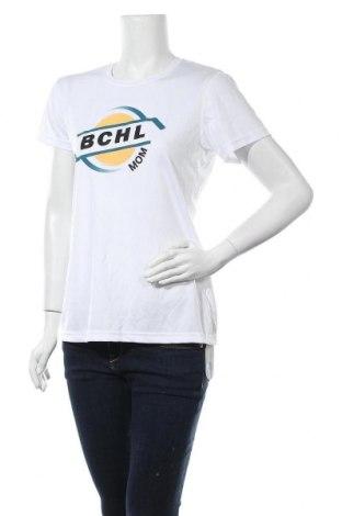 Дамска тениска Zorrel, Размер M, Цвят Бял, Полиестер, Цена 8,40лв.