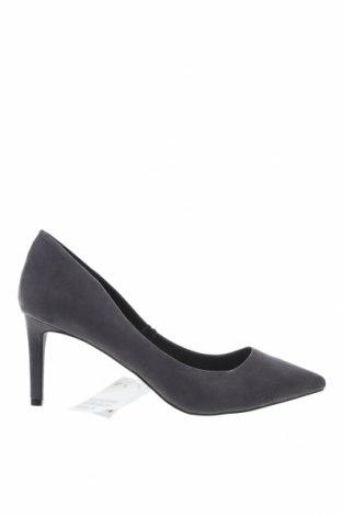 Γυναικεία παπούτσια H&M, Μέγεθος 41, Χρώμα Γκρί, Κλωστοϋφαντουργικά προϊόντα, Τιμή 24,75€