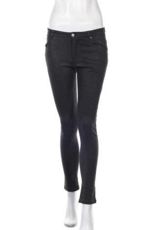 Дамски дънки, Размер S, Цвят Черен, Памук, еластан, Цена 10,08лв.