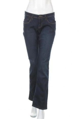 Γυναικείο Τζίν Esmara, Μέγεθος L, Χρώμα Μπλέ, 70% βαμβάκι, 16% πολυεστέρας, 10% βισκόζη, 4% ελαστάνη, Τιμή 5,55€