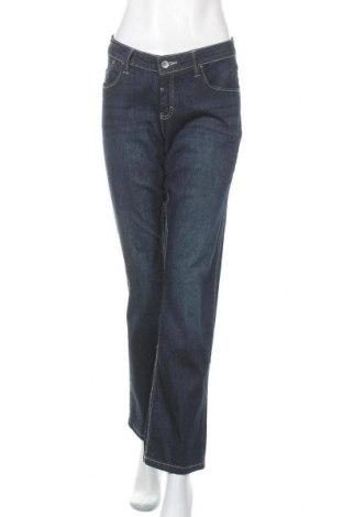 Дамски дънки Esmara, Размер L, Цвят Син, 98% памук, 2% еластан, Цена 26,25лв.