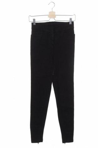 Дамски дънки Joseph, Размер XS, Цвят Черен, 98% памук, 2% еластан, Цена 21,52лв.