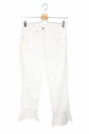Дамски дънки Marc Aurel, Размер XS, Цвят Бял, 98% памук, 2% еластан, Цена 119,25лв.