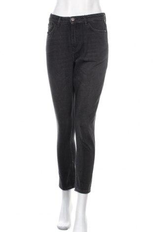 Дамски дънки ONLY, Размер L, Цвят Сив, 100% памук, Цена 33,63лв.