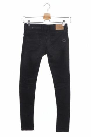 Дамски дънки Please, Размер XS, Цвят Черен, 97% памук, 3% еластан, Цена 15,90лв.