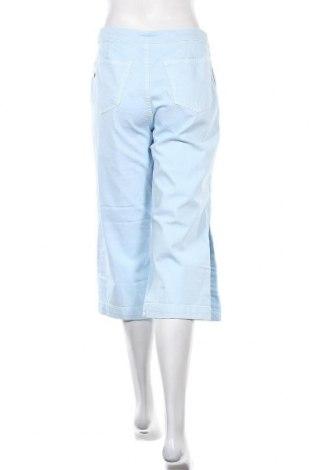 Дамски дънки TWINSET, Размер L, Цвят Син, 98% памук, 2% еластан, Цена 33,80лв.